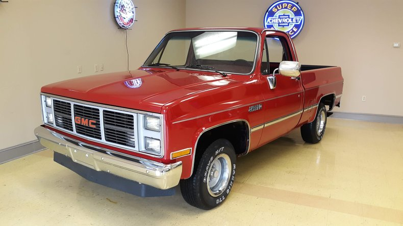 1987 GMC Sierra Classic For Sale