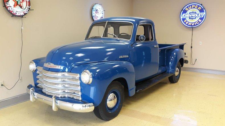 1948 Chevrolet Truck For Sale