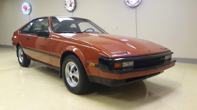 1982 Toyota Supra For Sale