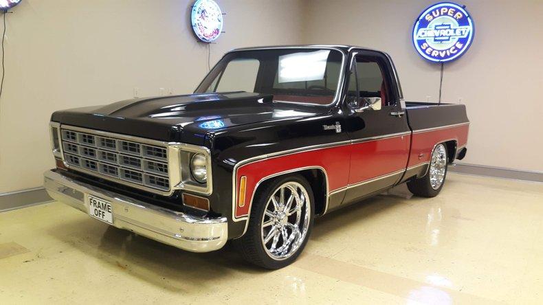 1978 Chevrolet Silverado For Sale
