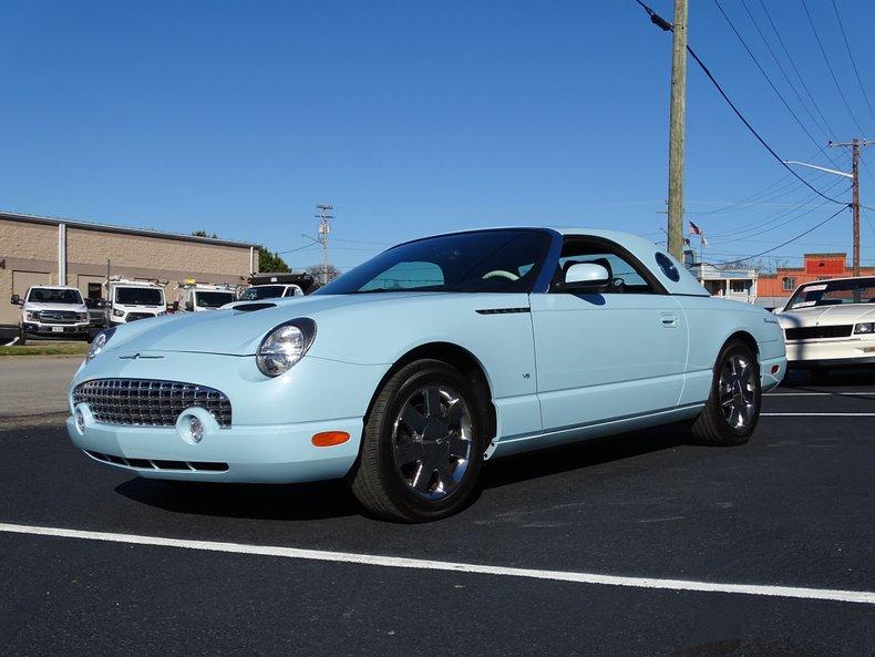 2003 Ford Thunderbird For Sale