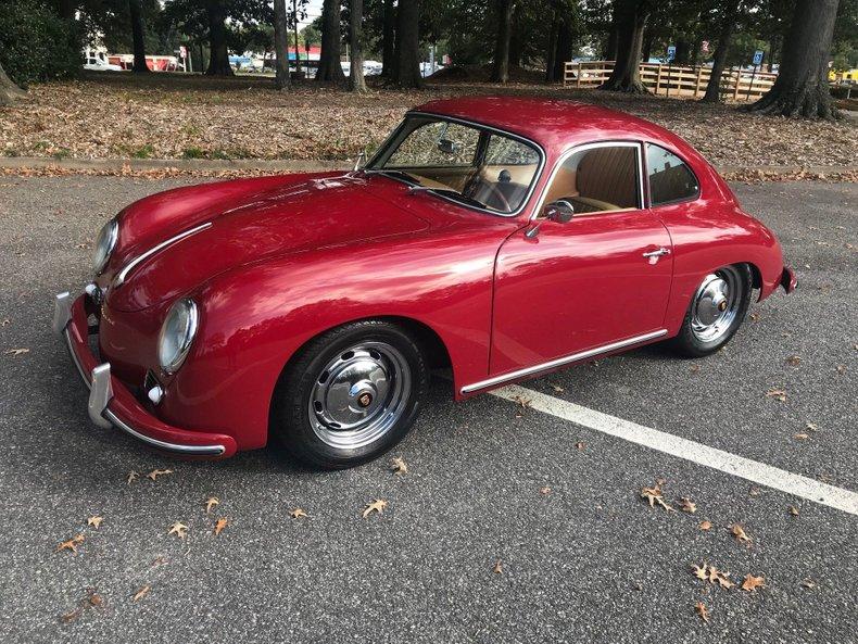 1956 ポルシェ 356 レプリカ
