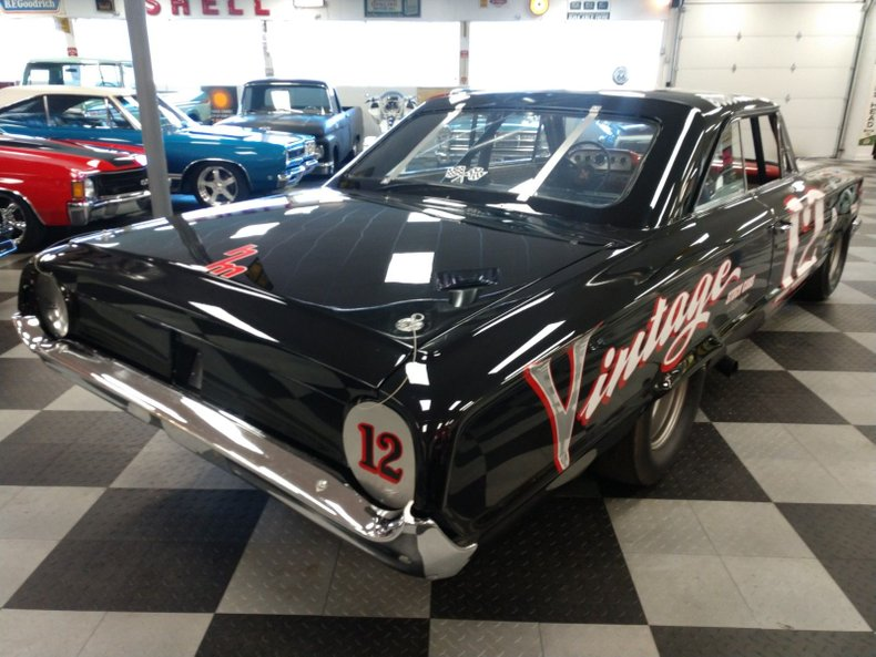 1964 ford galaxie stock car tribute