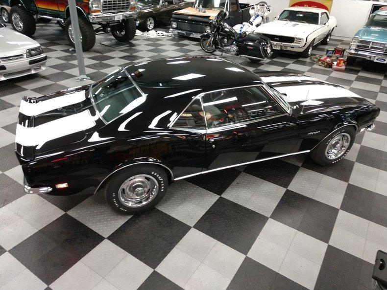 1968 chevrolet camaro r s z28