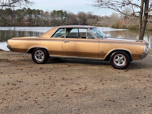1964 oldsmobile cutlass f85