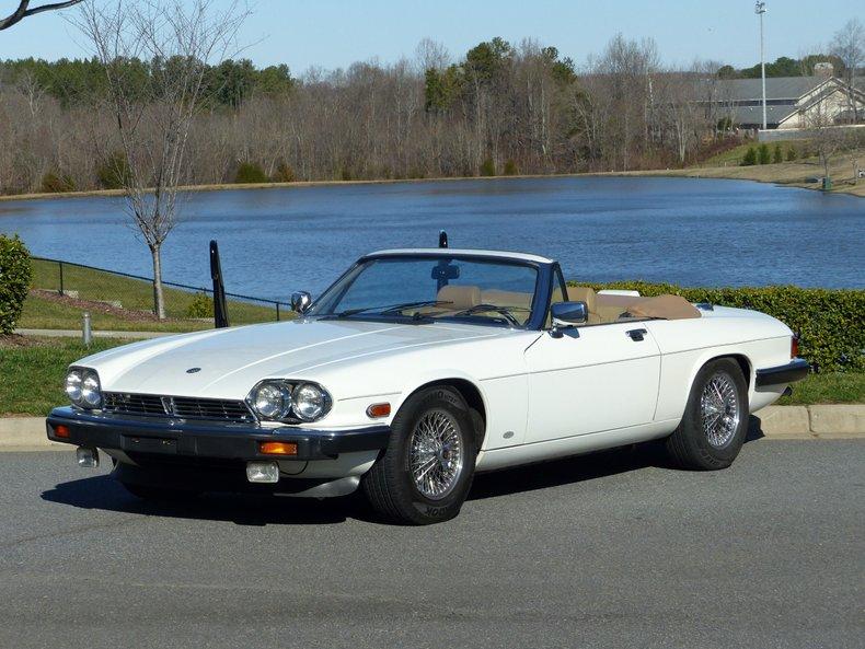 1988 Jaguar XJS For Sale