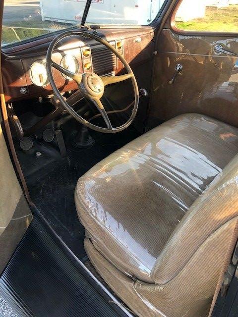 1939 ford tudor sedan