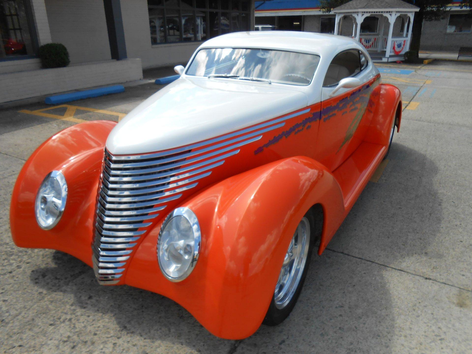 1937 ford custom street rod