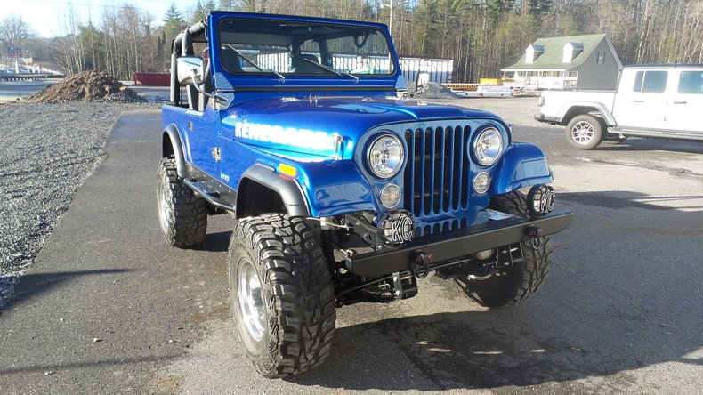 1986 American Jeep