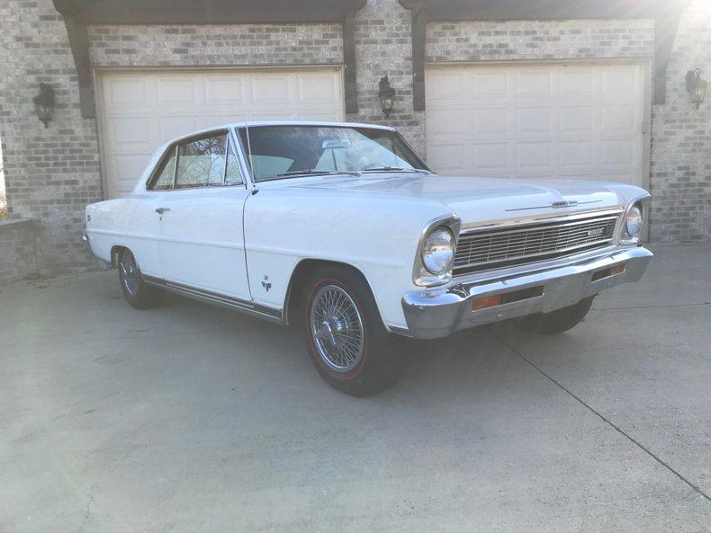 1966 Chevrolet Chevy II | GAA Classic Cars