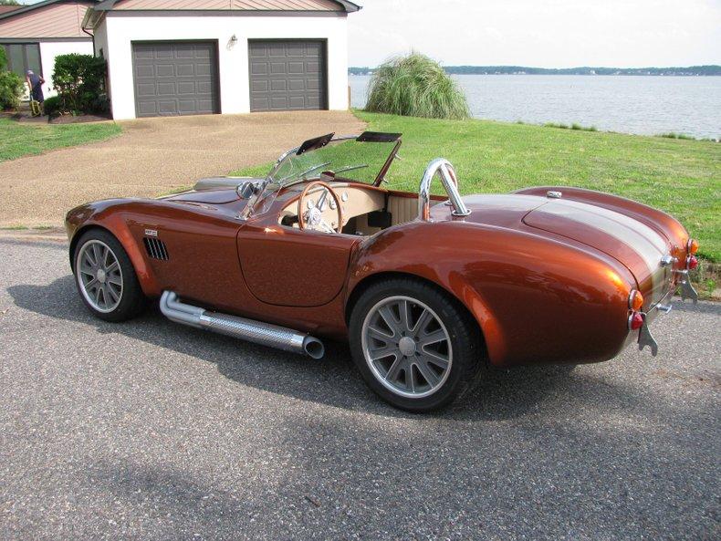 1966 cobra replica