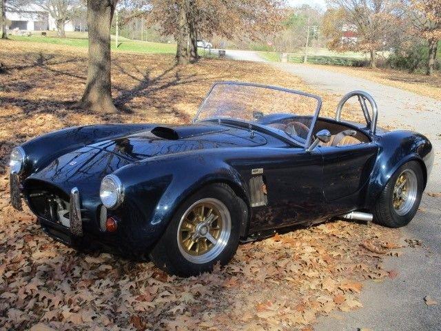 1967 cobra replica 427sc
