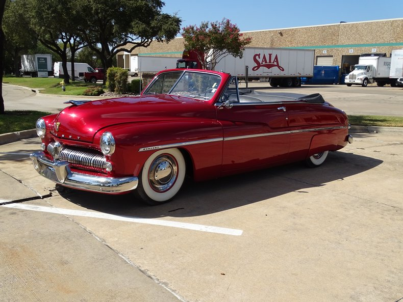 1949 Mercury Convertible For Sale