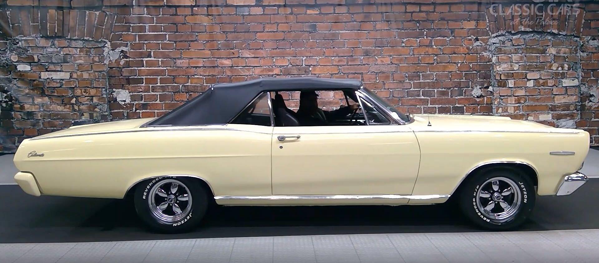 1966 mercury convertible