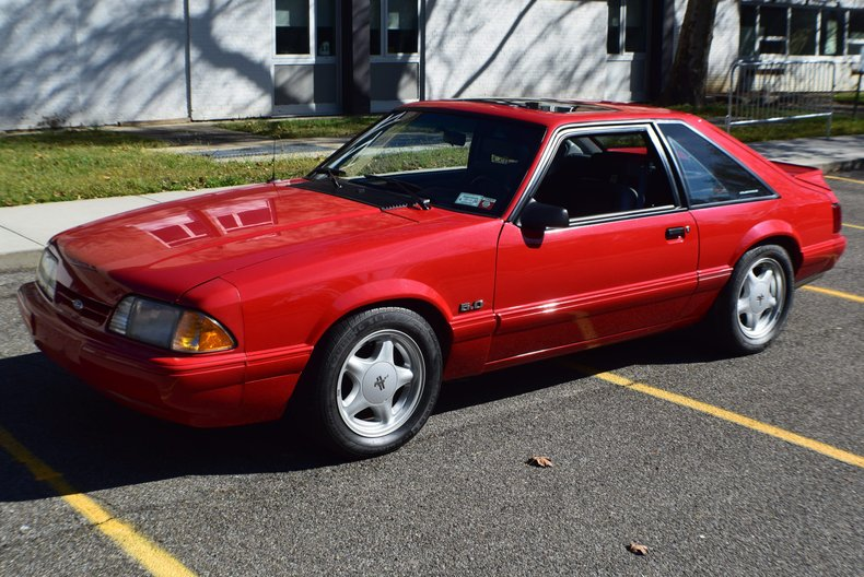 1993 ford mustang lx 5 0