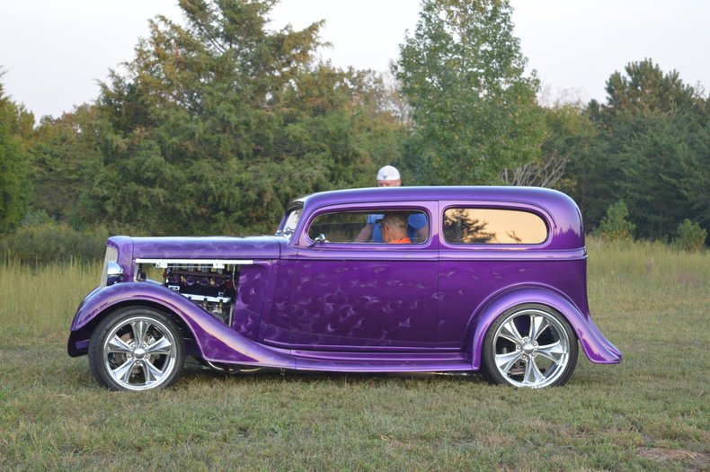 1934 chevrolet tudor