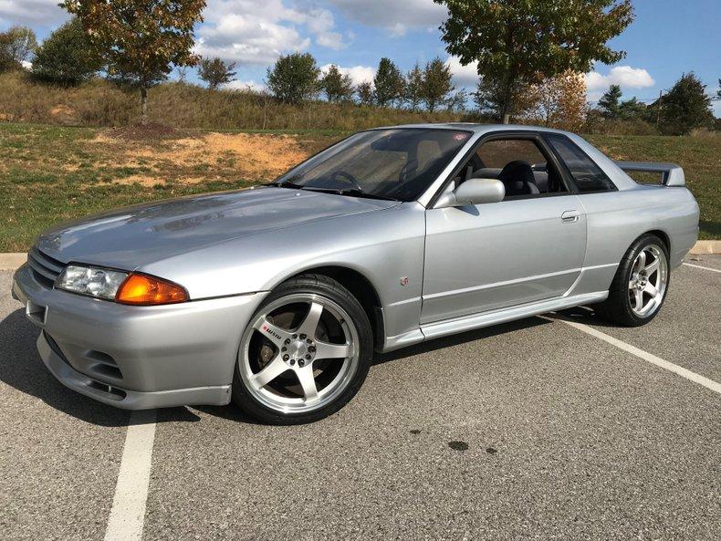 1991 ニッサン スカイライン GT-R