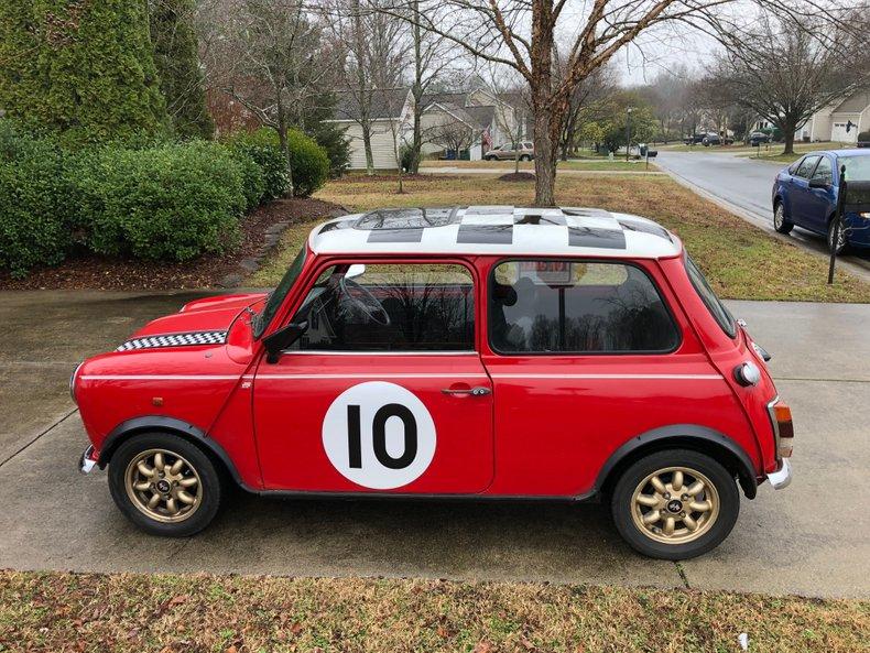 1979 Austin Mini For Sale
