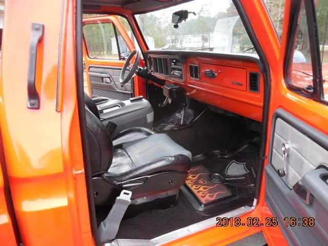 1975 ford f100 short bed