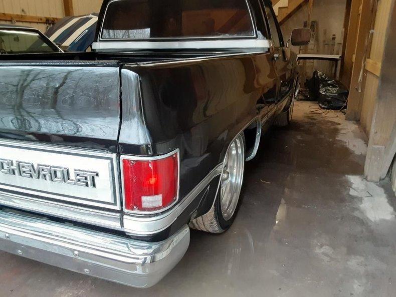 1987 chevrolet c10 silverado