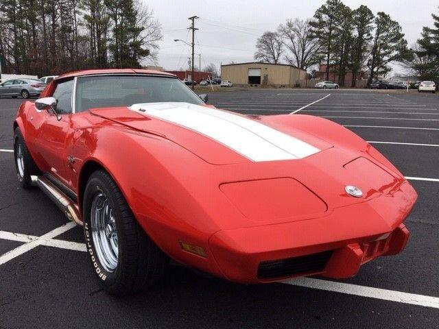 1976 chevrolet corvette stingray custom