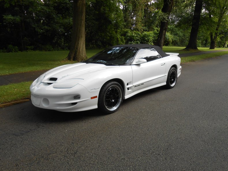 2000 Pontiac Trans Am For Sale