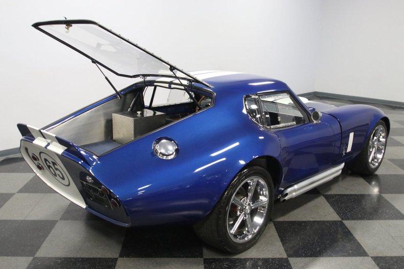 1965 ffri shelby cobra daytona coupe type 65