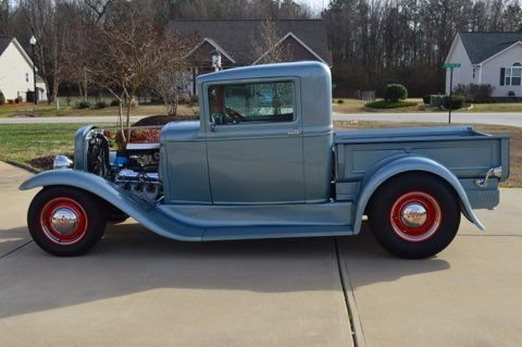 1930 ford replica truck