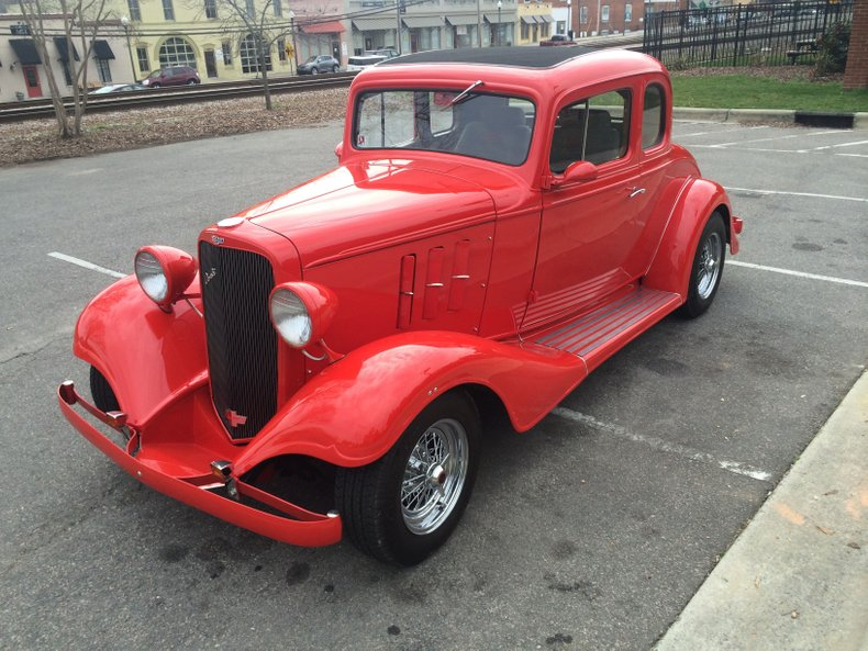 1933 chevrolet eagle 5 window coupe