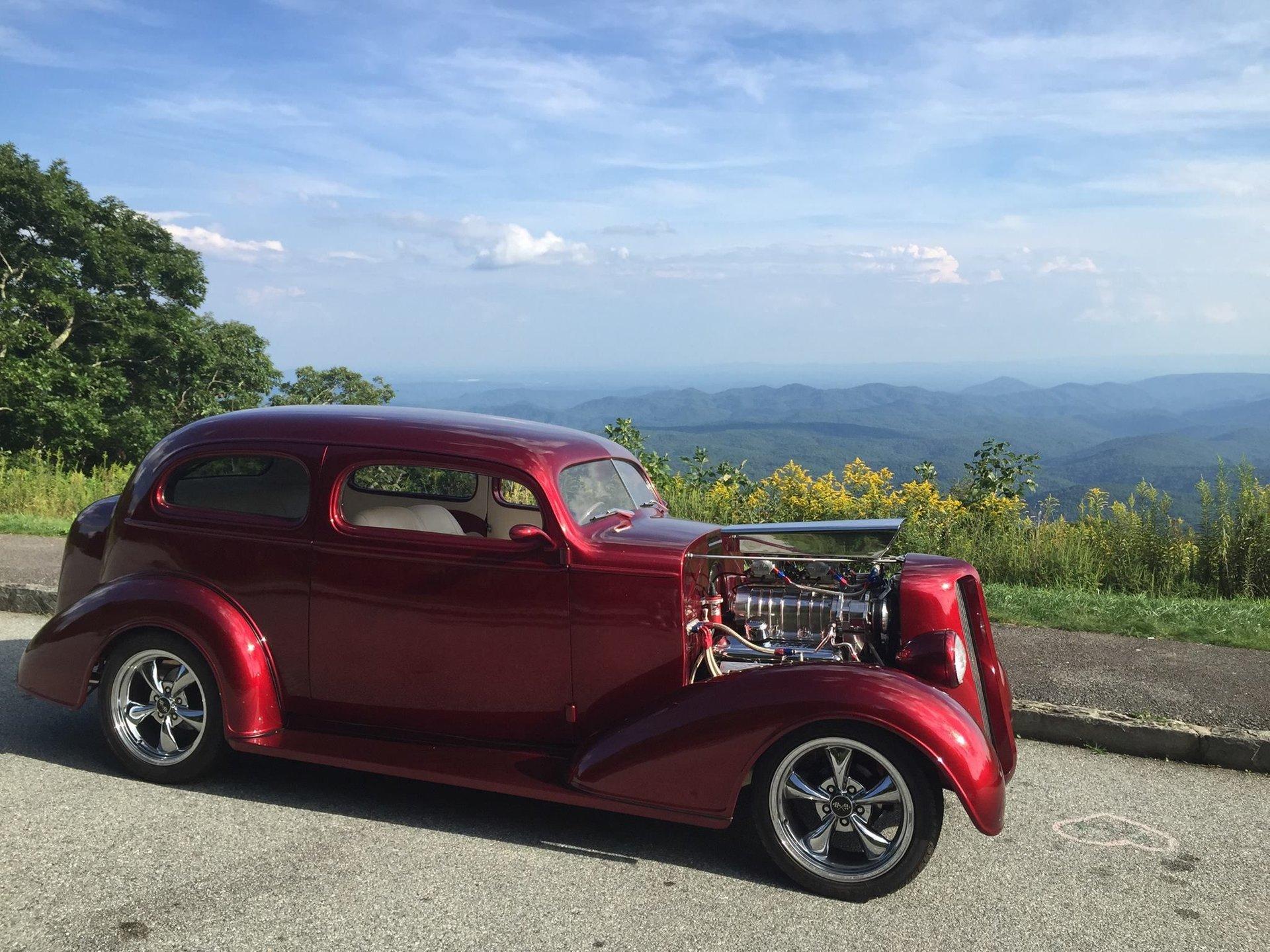 1936 chevrolet deluxe master sedan