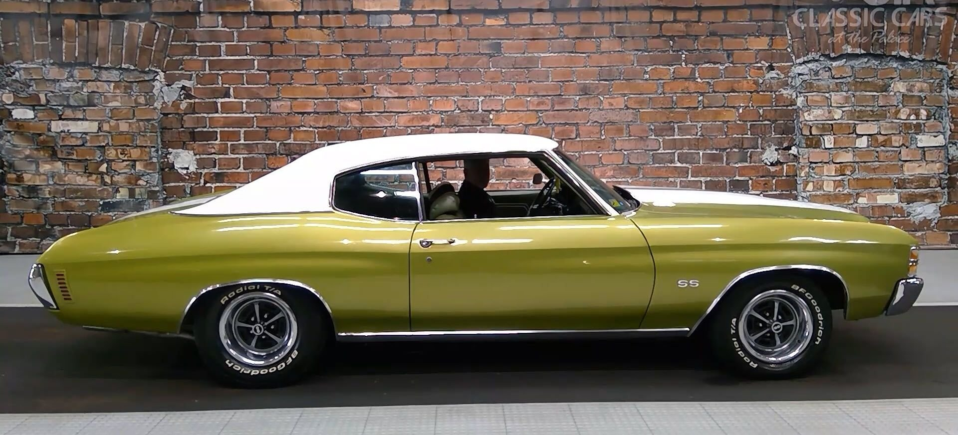 1971 chevrolet chevelle ss replica