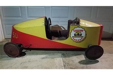 7ft Derby Car