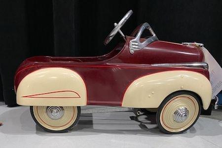 Original 1941 Plymouth Pedal Car