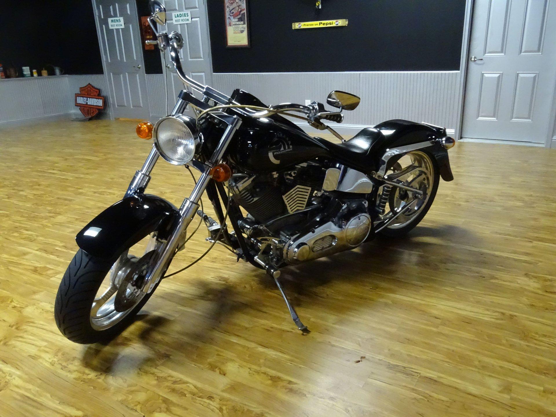 1998 custom iron horse