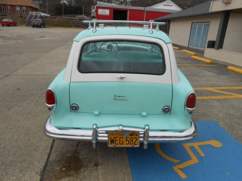 1960 amc rambler super