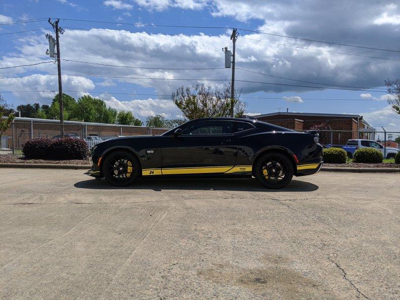 2020 chevrolet camaro ss hertz hendrick motorsports custom
