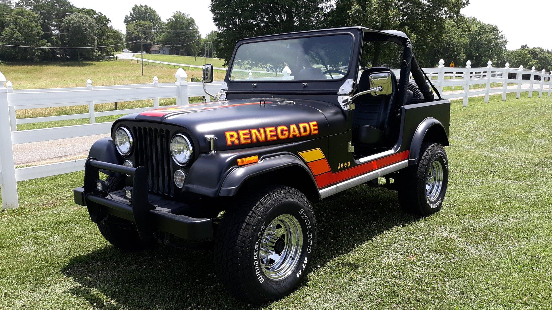 1985 jeep wrangler cj7