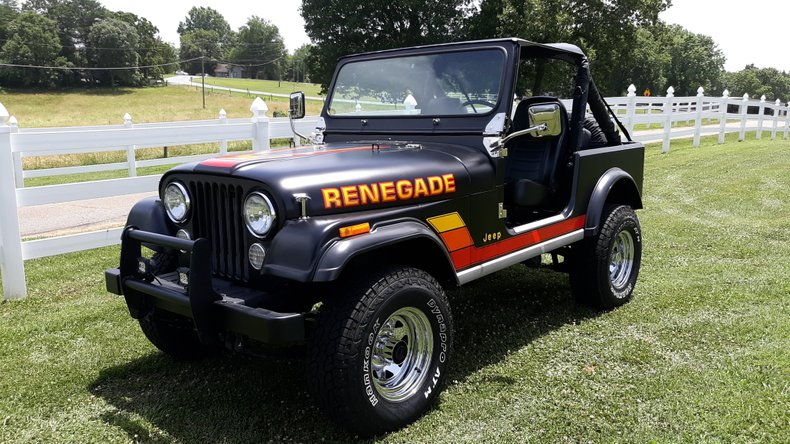 1985 Jeep Wrangler