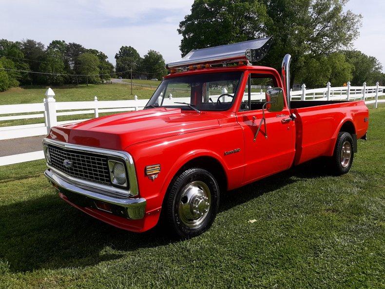 1972 シボレー C30 ピックアップ トラック