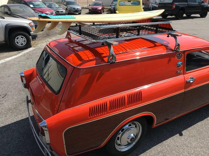 1969 volkswagen squareback delivery