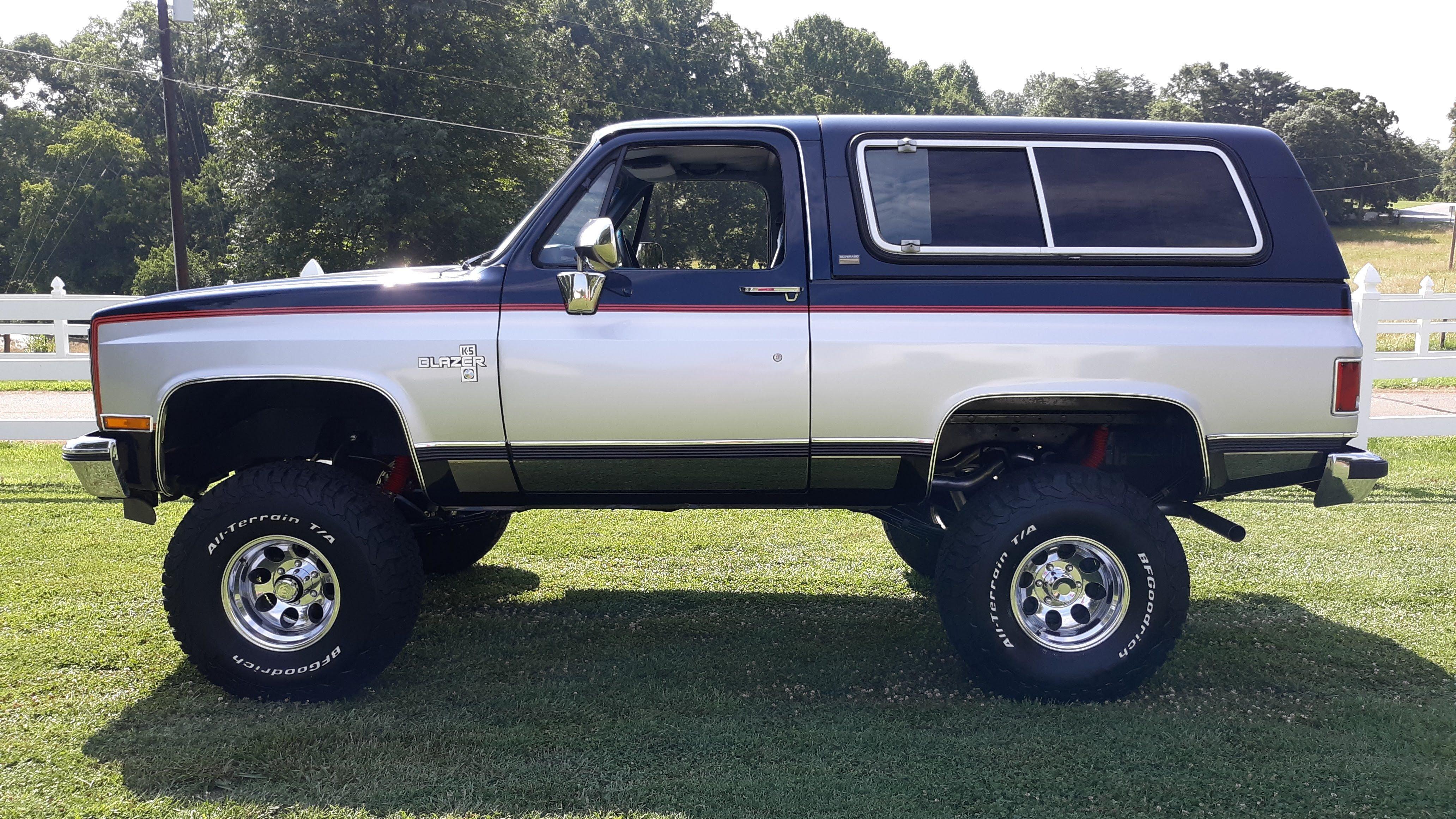 1989 Chevrolet Blazer Gaa Classic Cars