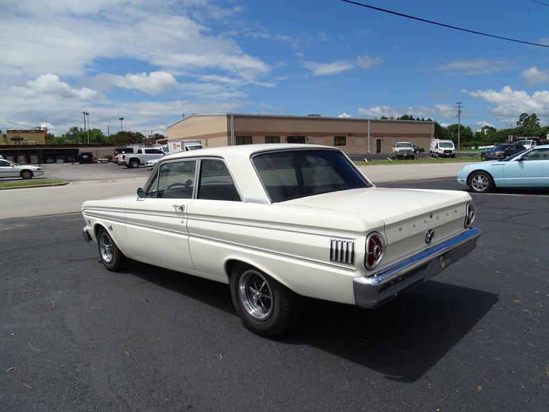1964 ford falcon resto mod