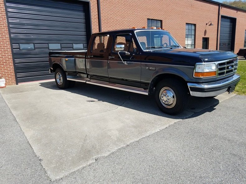 1993 ford f350 dually