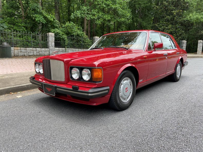 1990 Bentley Turbo R
