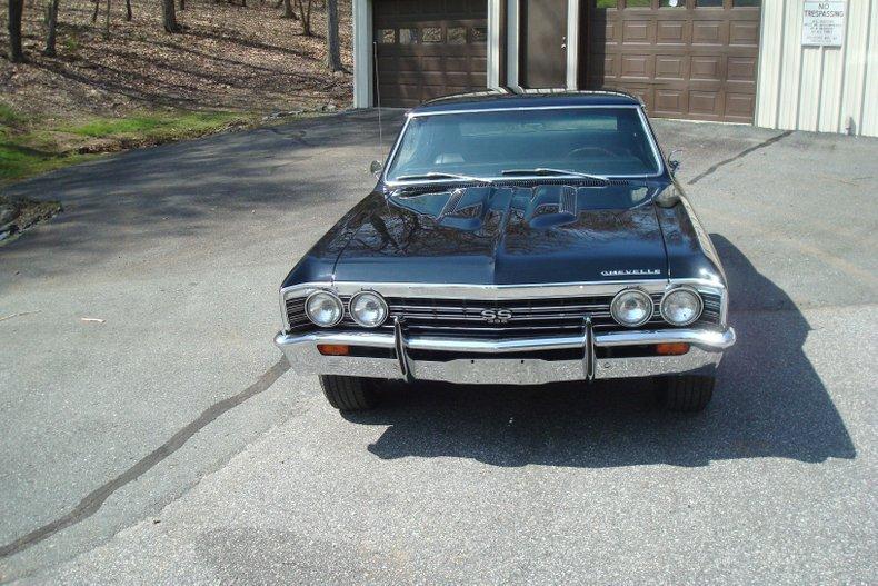 1967 chevrolet chevelle ss clone