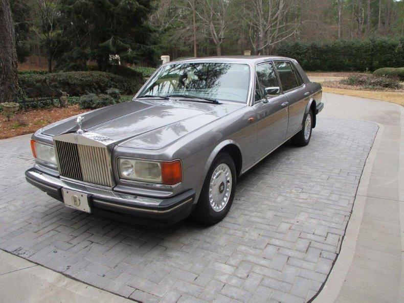 1994 Rolls Royce Silver Spur III 4