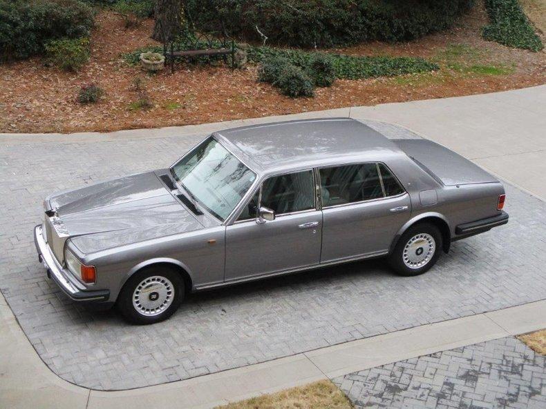1994 Rolls Royce Silver Spur III 1