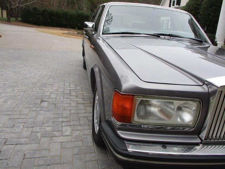 1994 Rolls Royce Silver Spur III 5