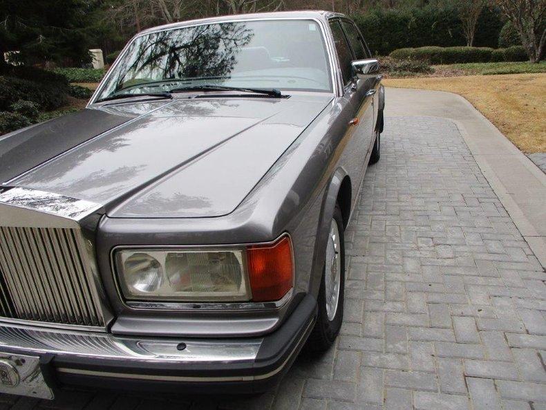 1994 Rolls Royce Silver Spur III 6