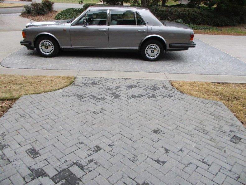 1994 Rolls Royce Silver Spur III 7